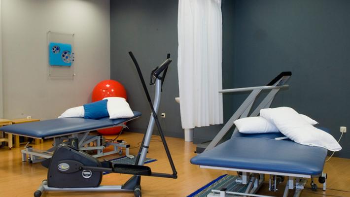 Noe, la nueva fisioterapeuta de CRENE