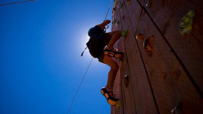 lesiones frecuentes en la escalada