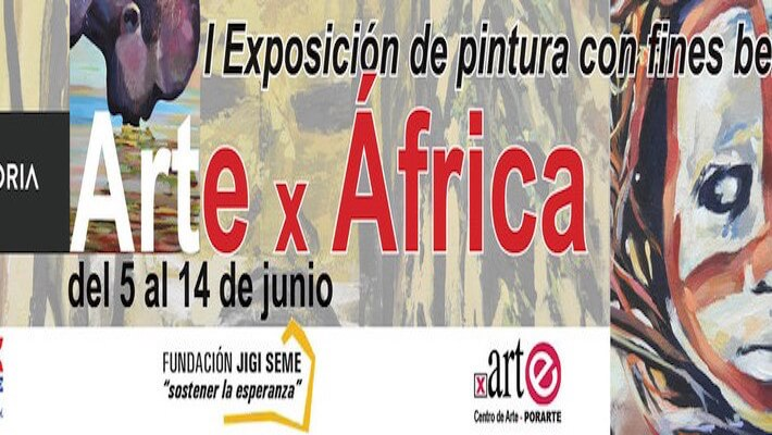 exposición arte por África