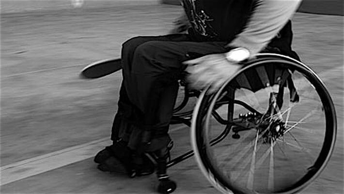 taller de movilidad reducida