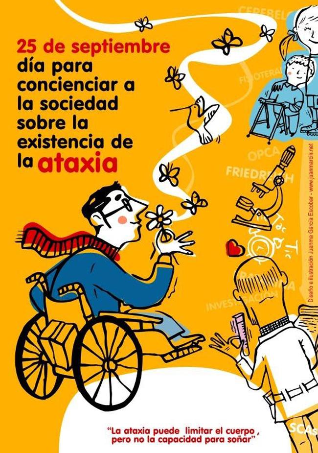 Día Internacional de las Ataxias